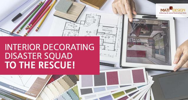 Interior Decorating Disaster Squad To The Rescue! | Mati Design | London Ontario Interior Decorator