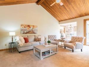 Family Room Decor | Mati Design | London Interior Decorator
