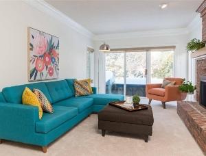 Living Room Decor | Mati Design | London Interior Decorator